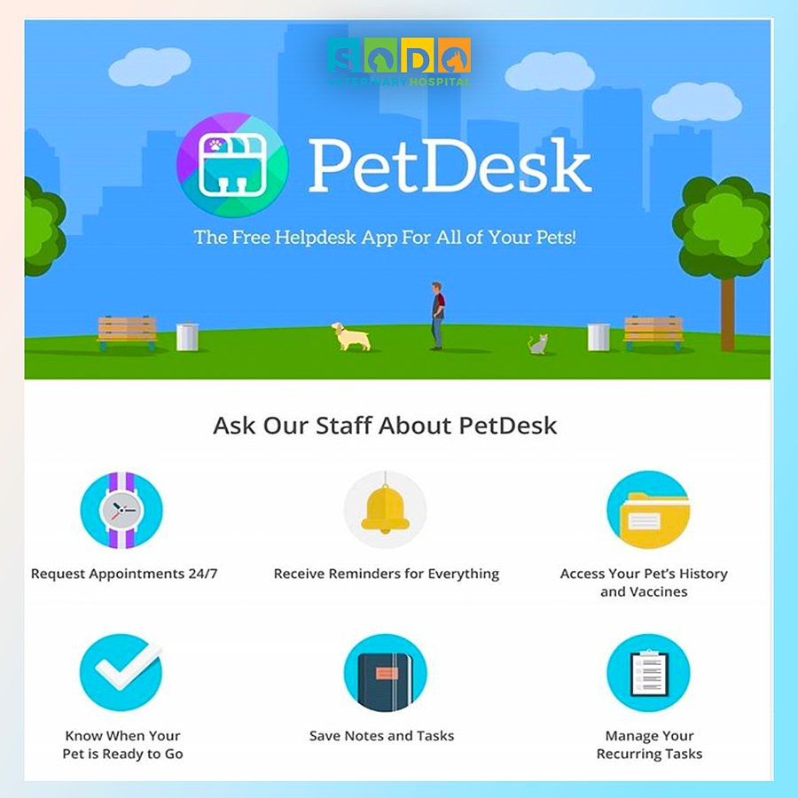 Pet Desk Virtual Care